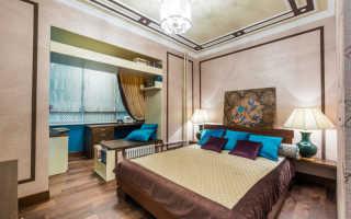 Спальня планировка и дизайн