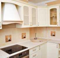 Дизайн кухни небольшой площади