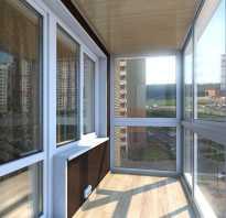 Сколько стоит ремонт балкона