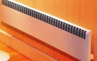 Отопление на балконе своими руками