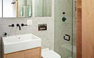 Дизайн ванной в хрущевке в современном