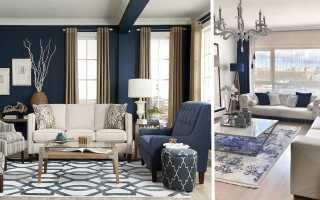 Дизайн маленькой гостиной 2020
