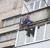 Какой потолок сделать на балконе