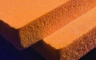 Что такое пеноплекс и где он используется?