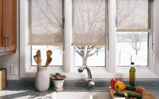 Какое пластиковое окно лучше поставить на кухню